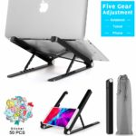 cinsey Laptop Stand Adjustable Height