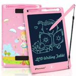 PROGRACE LCD Writing Tablet for Kids Learning Writing Board LCD Writing Pad Smart Doodle Drawing Board Portable Electronics Digital Handwriting Pads 8.5 Inch: Amazon.co.uk: Toys & Games