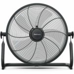 """Pro Breeze 16"""" Rechargeable Floor Fan - Up To 24 Hour Battery Life"""