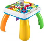Mattel MULTILEARNING Table Fisher Price BILINGUE 3 Game Modes