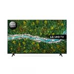 LG 50UP77006LB 50 inch 4K UHD HDR Smart LED TV (2021 Model) with Freeview Play